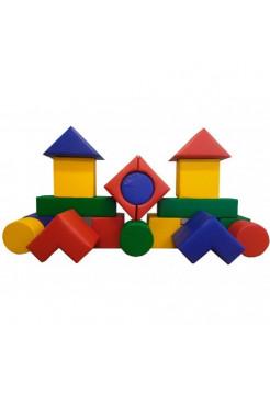 Набор из мягких блоков №22