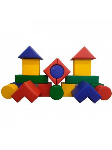 Набор з м'яких блоків №22
