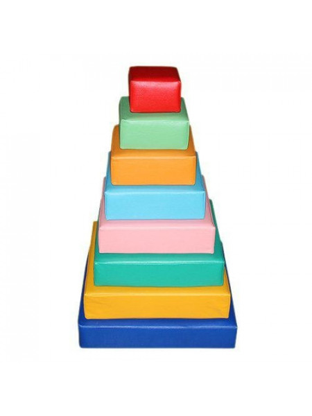 Комплект мягких фигур Пирамида