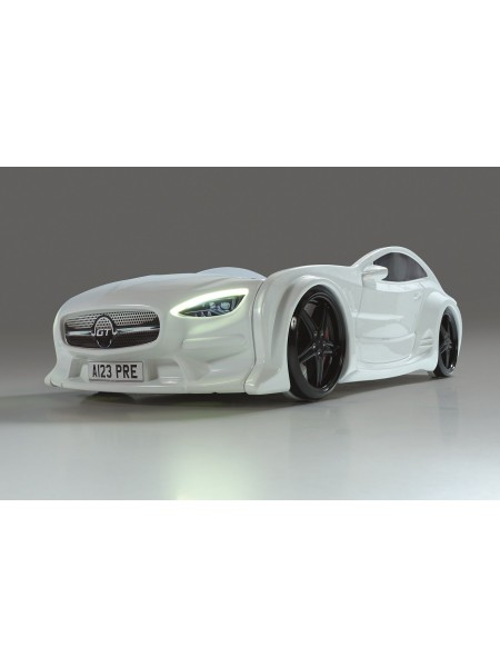 Ліжко-машинка GT Біла Туреччина 80х160 см