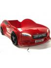 Кровать-машинка GT красная Турция 80х160 см