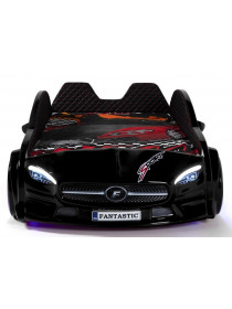 Машина ліжко - Mercedes 190х90 см, пластик Туреччина