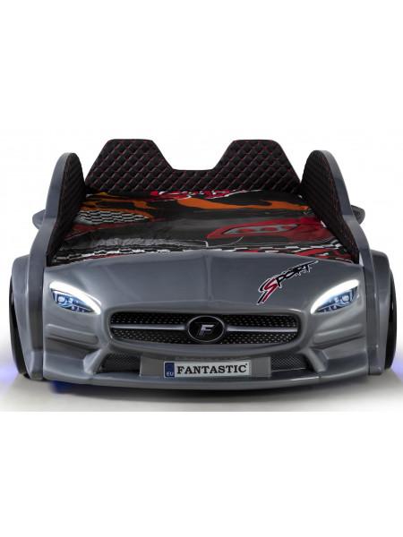Дитяче ліжко машина - Mercedes 190х90 см, пластик Туреччина