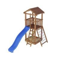 Игровая площадка из дерева Башня-1