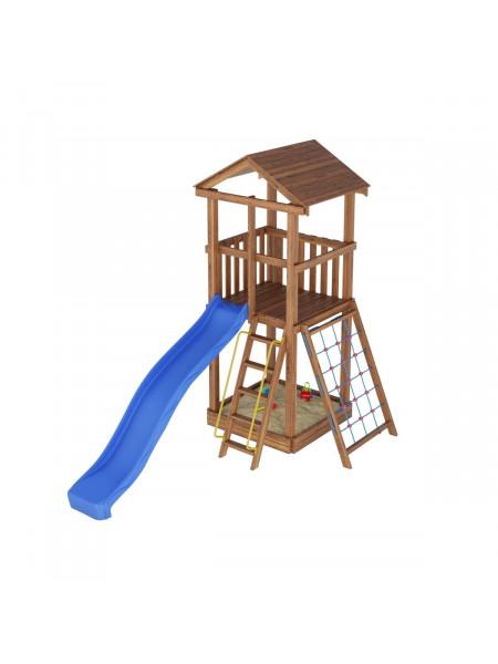Ігровий майданчик з дерева Вежа-1