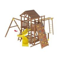 Ігровий майданчик з дерева вежа-12