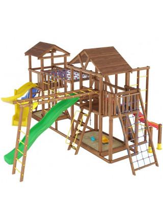 Игровая площадка из дерева Башня-16