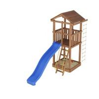 Игровая площадка из дерева Башня