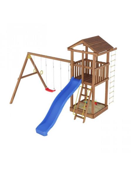 Игровая площадка из дерева Башня-3