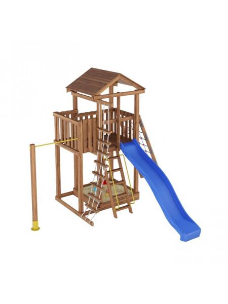 Игровая площадка из дерева Башня-5