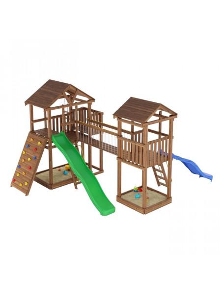 Игровая площадка из дерева Башня-8